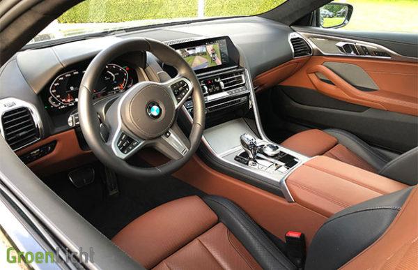 Rijtest BMW M850i Coupe xDrive G15 530 pk (2019)