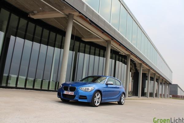 Rijtest: BMW M135i Sportshatch