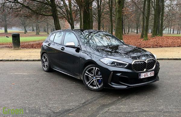 Rijtest: BMW M135i xDrive F40 306 pk (2019)