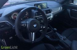 Rijtest: BMW M2 Competition F87 (2019)