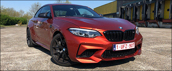 Rijtest: BMW M2 Competition (2019)