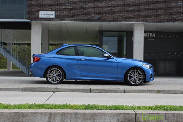 Rijtest - BMW M235i 01