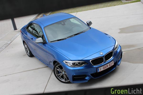 Rijtest - BMW M235i 04