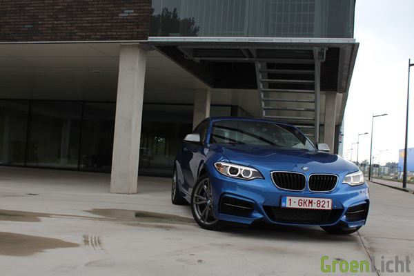 Rijtest - BMW M235i 12