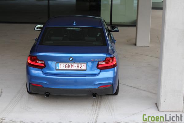 Rijtest - BMW M235i 20