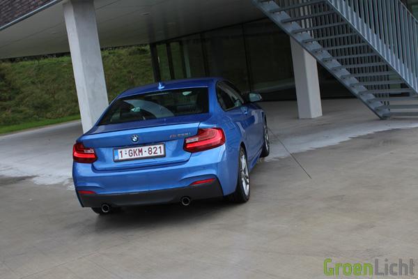 Rijtest - BMW M235i 21