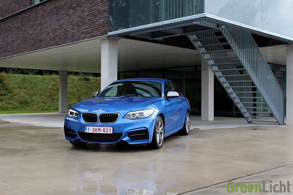 Rijtest - BMW M235i 22