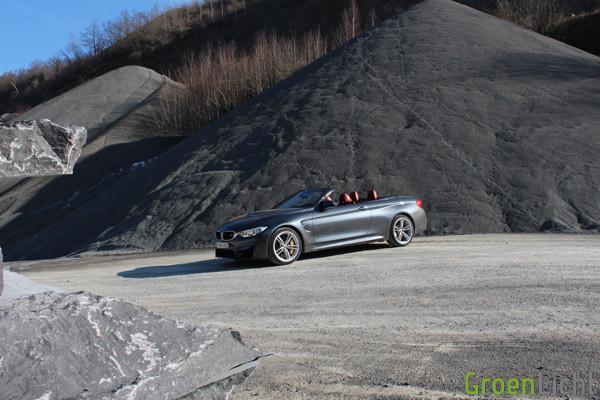 Rijtest - BMW M4 Cabrio - 06