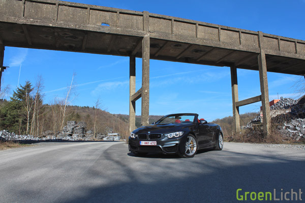 Rijtest - BMW M4 Cabrio - 11