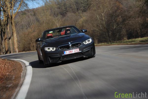 Rijtest - BMW M4 Cabrio - 22