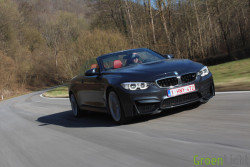Rijtest - BMW M4 Cabrio - 24