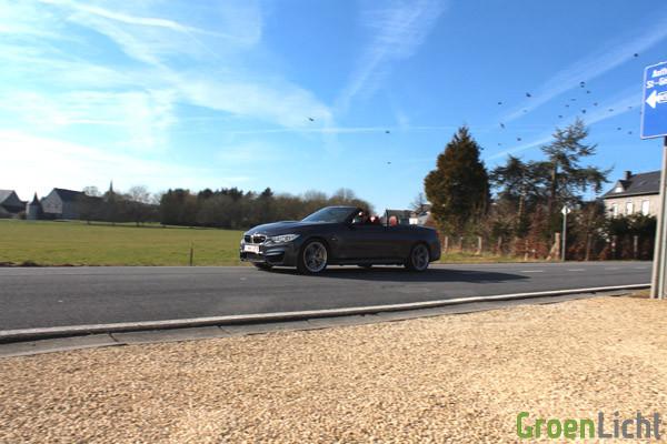Rijtest - BMW M4 Cabrio - 26