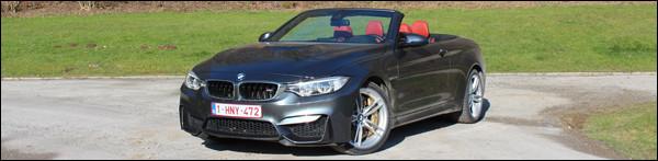Rijtest - BMW M4 Cabrio - Header