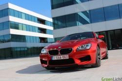 Rijtest BMW M6 Coupé F13