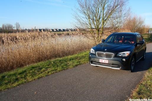 Rijtest BMW X1 xDrive23d 03