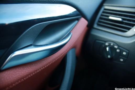 Rijtest BMW X1 xDrive23d