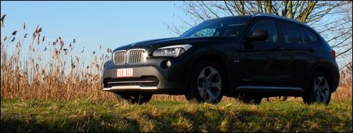 Rijtest: BMW X1 xDrive23d