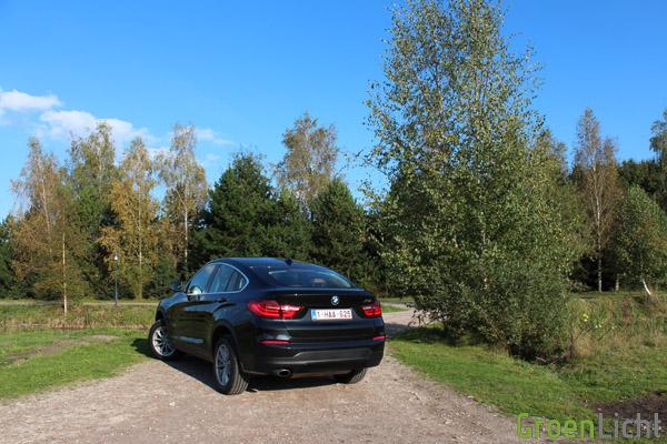 Rijtest - BMW X4 xDrive20i 03