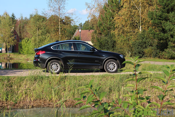 Rijtest - BMW X4 xDrive20i 06