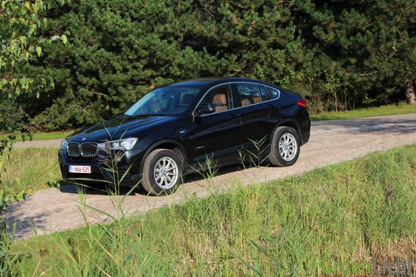 Rijtest - BMW X4 xDrive20i 07