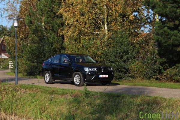 Rijtest - BMW X4 xDrive20i 13