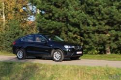 Rijtest - BMW X4 xDrive20i 14