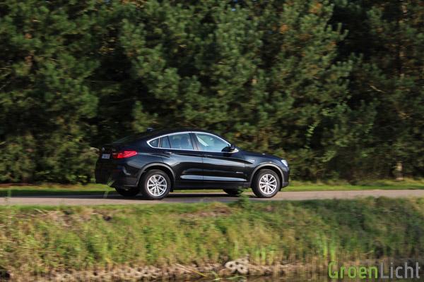 Rijtest - BMW X4 xDrive20i 15