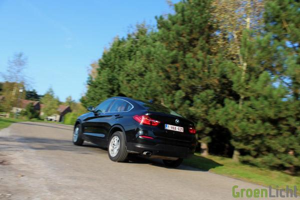 Rijtest - BMW X4 xDrive20i 17