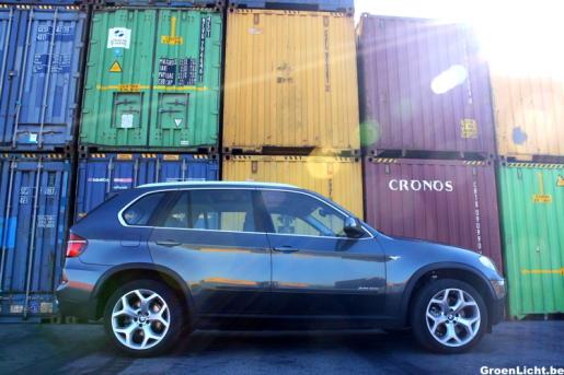 Rijtest BMW X5 xDrive40d