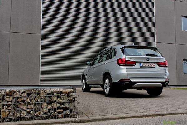 Rijtest - BMW X5 xDrive40e PIH - 12