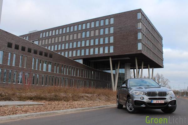 Rijtest - BMW X6 xDrive50i 01