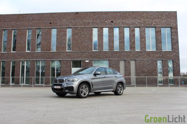 Rijtest - BMW X6 xDrive50i 06