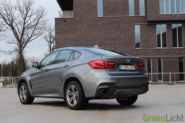 Rijtest - BMW X6 xDrive50i 07