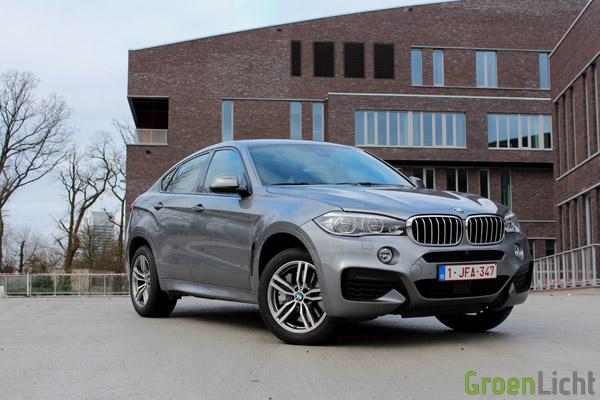 Rijtest - BMW X6 xDrive50i 08