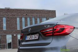 Rijtest - BMW X6 xDrive50i 10