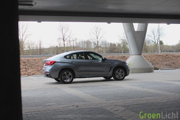 Rijtest - BMW X6 xDrive50i 16