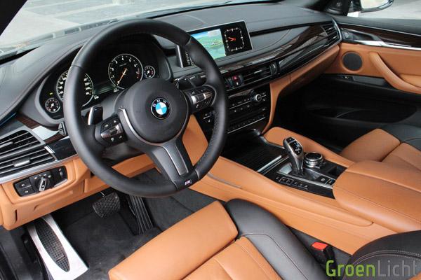 Rijtest - BMW X6 xDrive50i 17