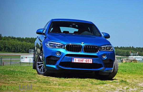Rijtest: BMW X6 M 2014 - SAC - 4.4 V8