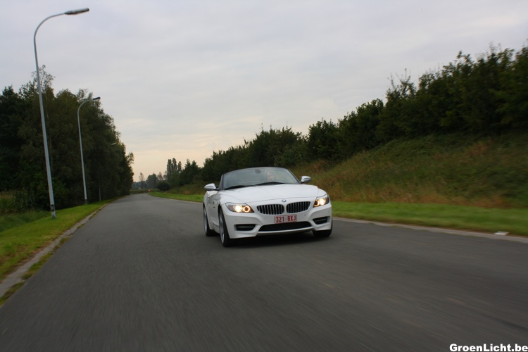 Rijtest BMW Z4 sDrive35is