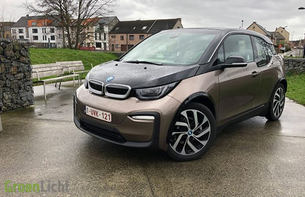 Rijtest: BMW i3 120 Ah 42 kWh (2019)