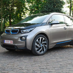 Rijtest BMW i3 Advanced 2013