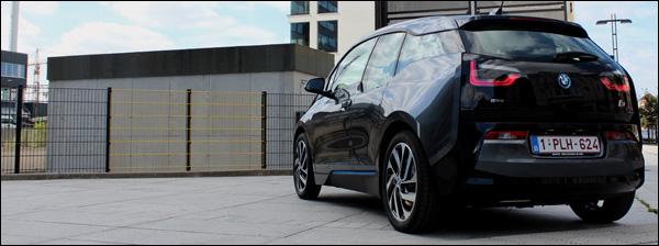 BMW i3 REX (94Ah) 2015