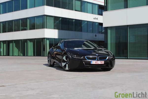 Rijtest - BMW i8 - 01