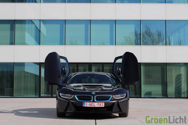 Rijtest - BMW i8 - 03