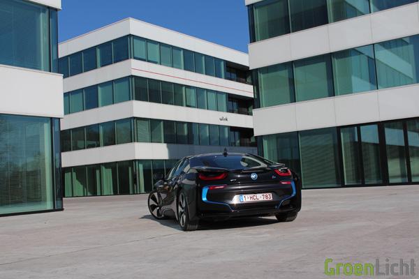 Rijtest - BMW i8 - 09
