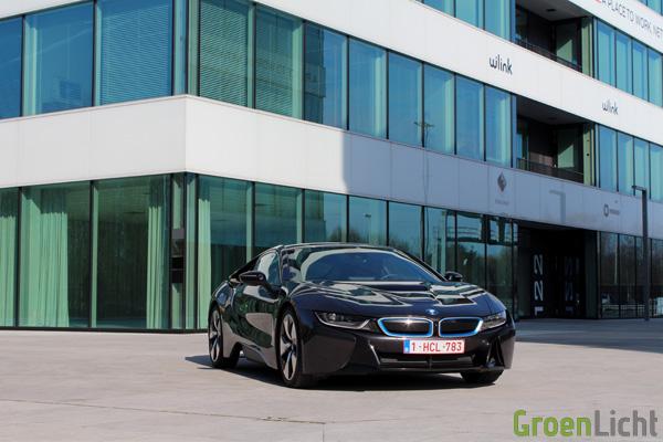 Rijtest - BMW i8 - 13