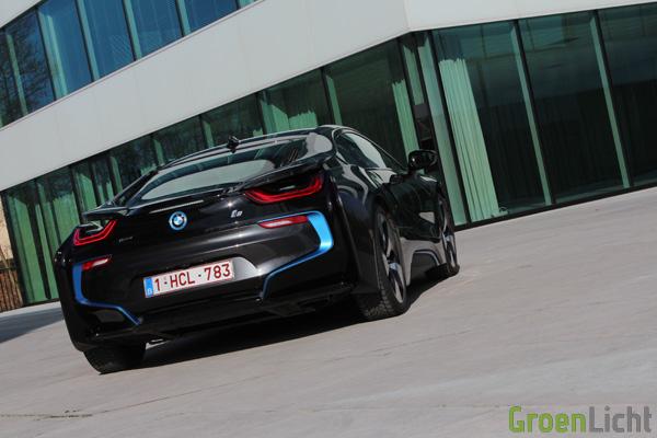 Rijtest - BMW i8 - 14