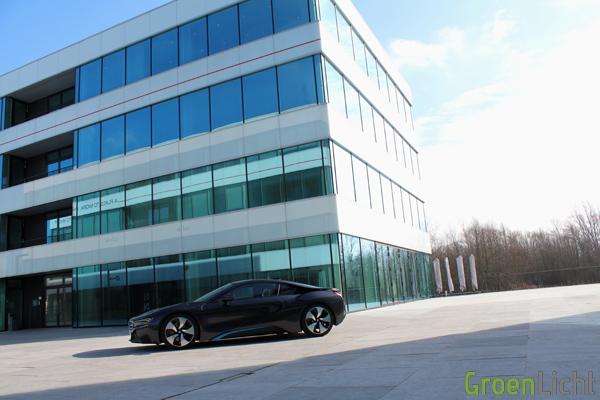 Rijtest - BMW i8 - 16