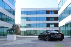 Rijtest - BMW i8 - 22