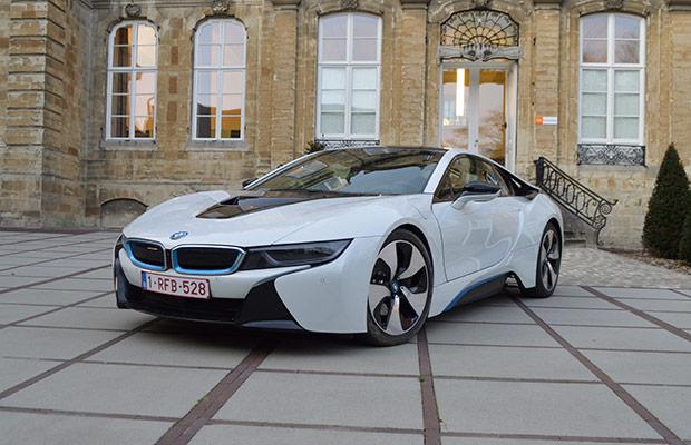 Einde nabij voor de BMW i8 (2020) | GroenLicht.be